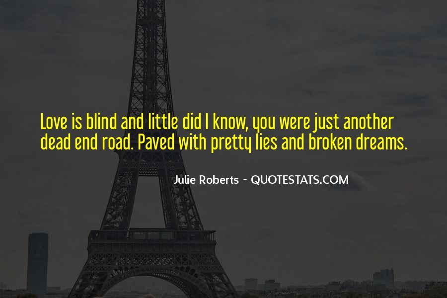 Dead End Love Quotes #1640966