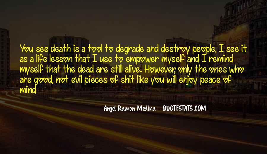 Dead End Love Quotes #1641582