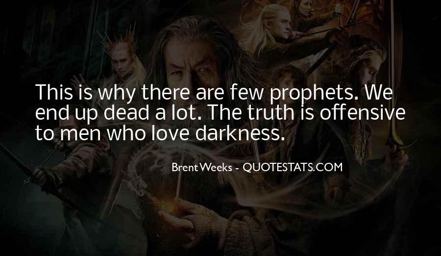 Dead End Love Quotes #1839297