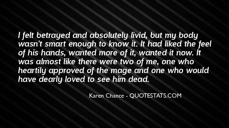 Dead Like Me Quotes #39870