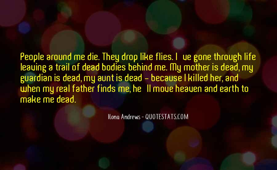 Dead Like Me Quotes #604561