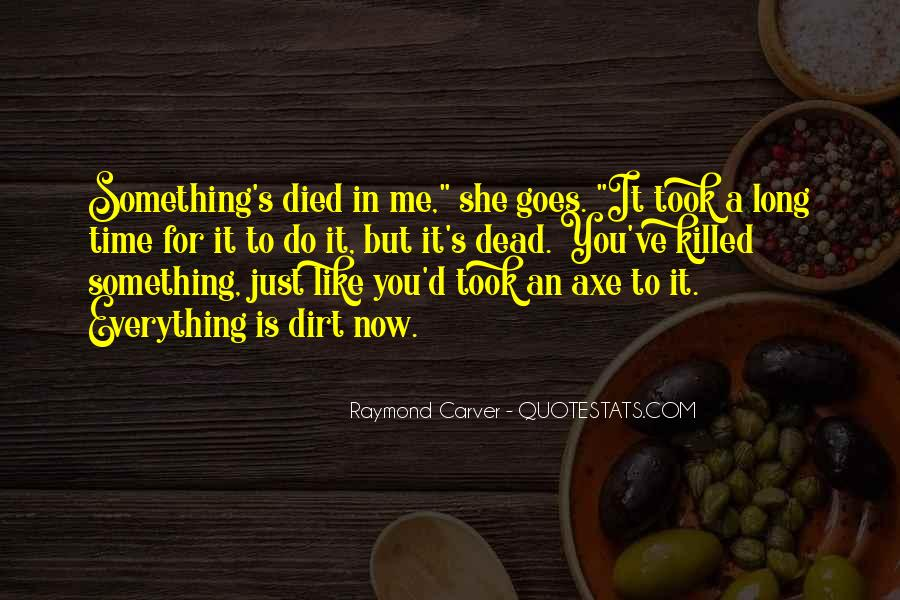 Dead Like Me Quotes #757479
