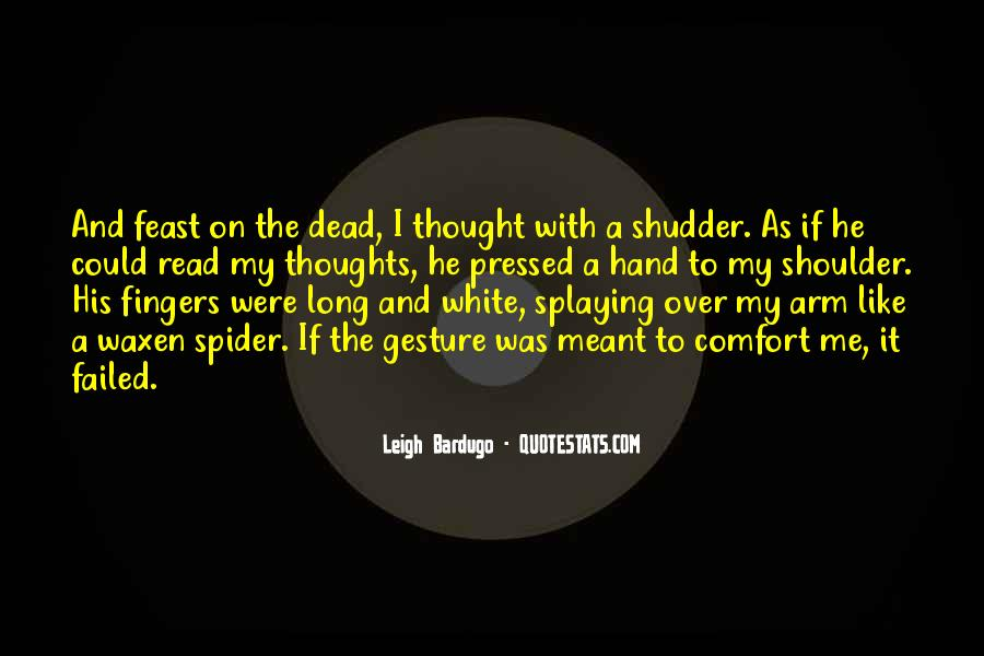 Dead Like Me Quotes #797947