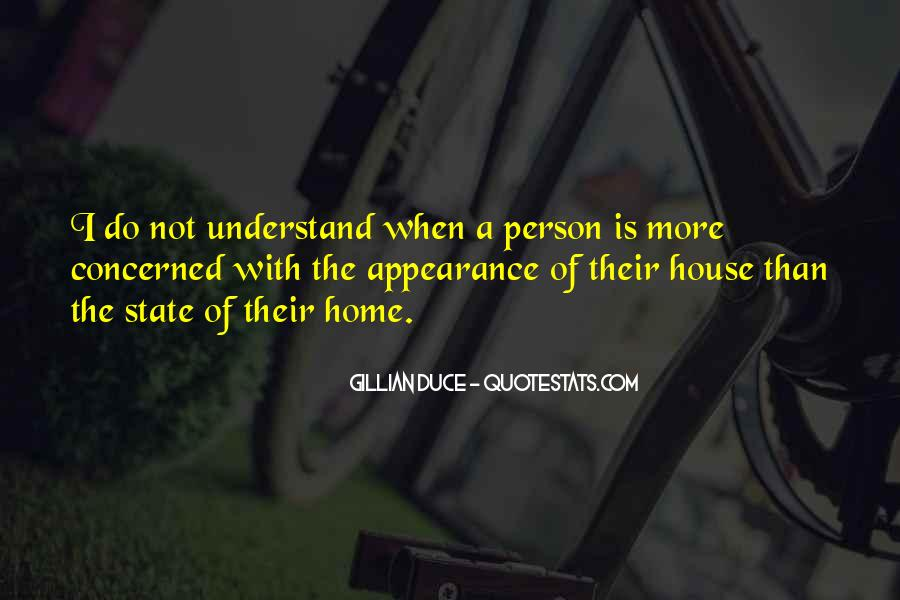 Quotes About Judgement Of Appearance #1805494