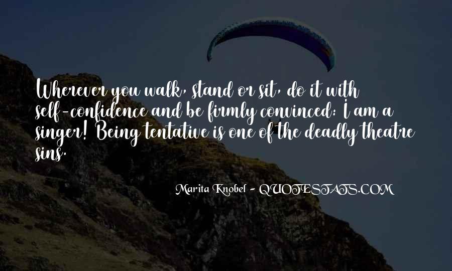 Deadly Attitude Quotes #1549039