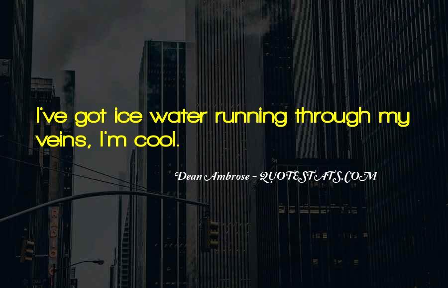 Dean Ambrose Best Quotes #1377376