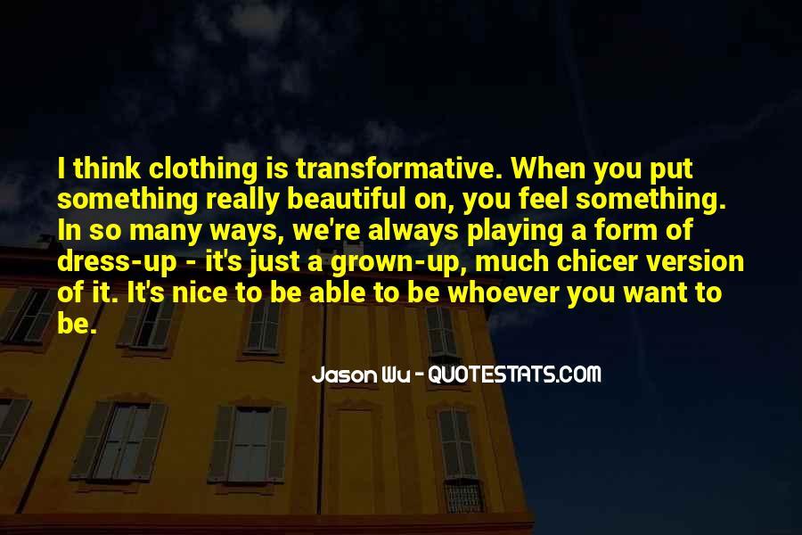 Dean Del Mastro Quotes #879949