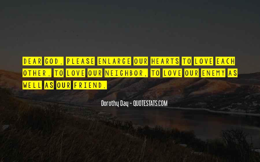 Dear Friend I Love You Quotes #1240004