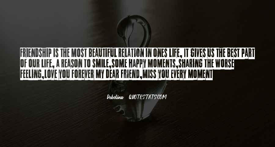 Dear Friend I Love You Quotes #832519
