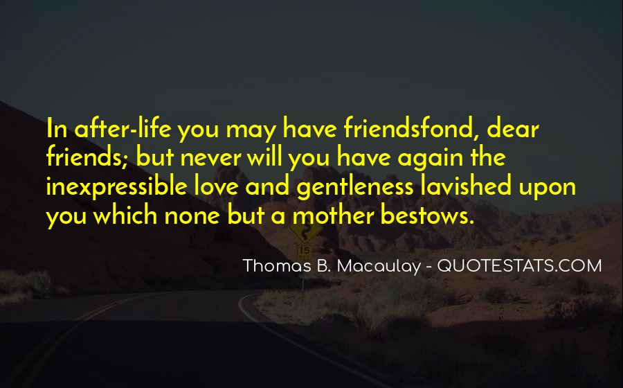 Dear Friend I Love You Quotes #952386