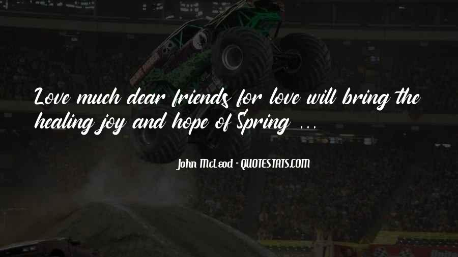 Dear John Love Quotes #1178917