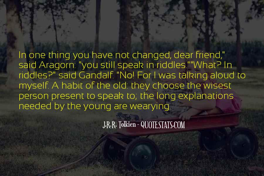 Dear Young Me Quotes #150978
