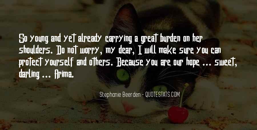 Dear Young Me Quotes #226107