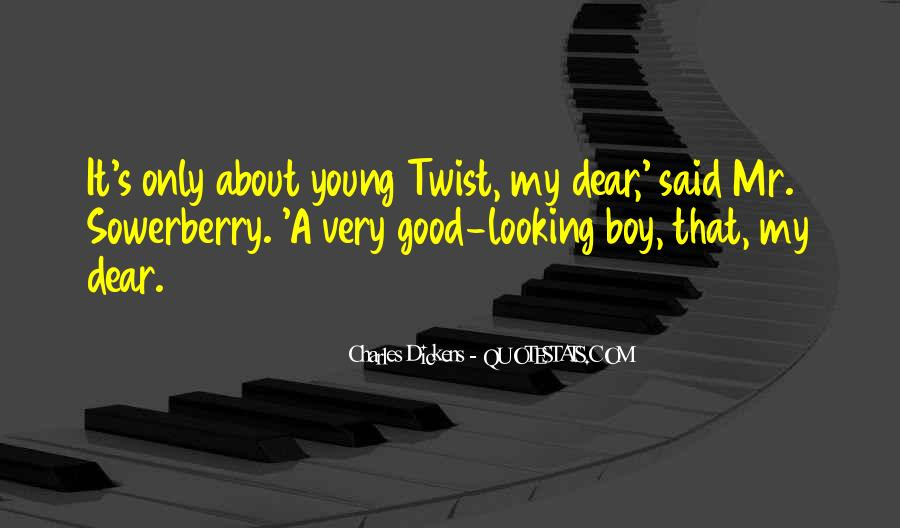 Dear Young Me Quotes #351850