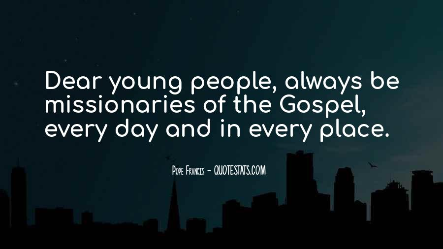 Dear Young Me Quotes #378063