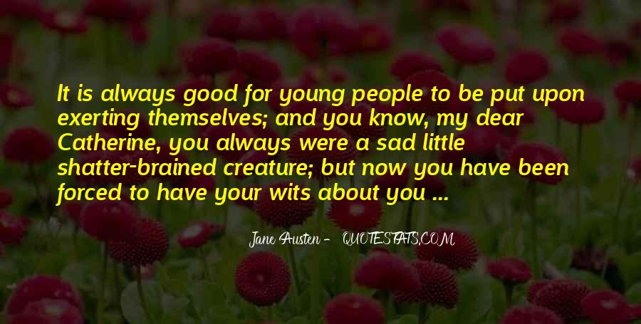 Dear Young Me Quotes #832412