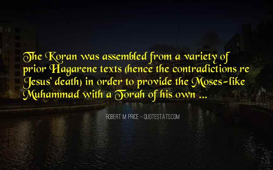 Death And Islam Quotes #1622891
