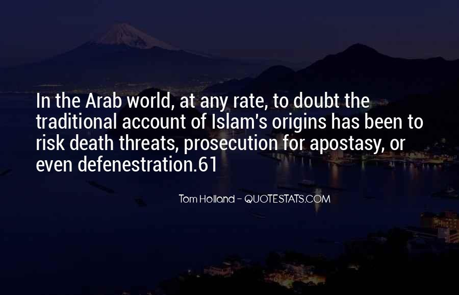 Death And Islam Quotes #48242