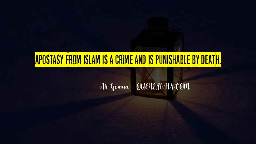 Death And Islam Quotes #547993