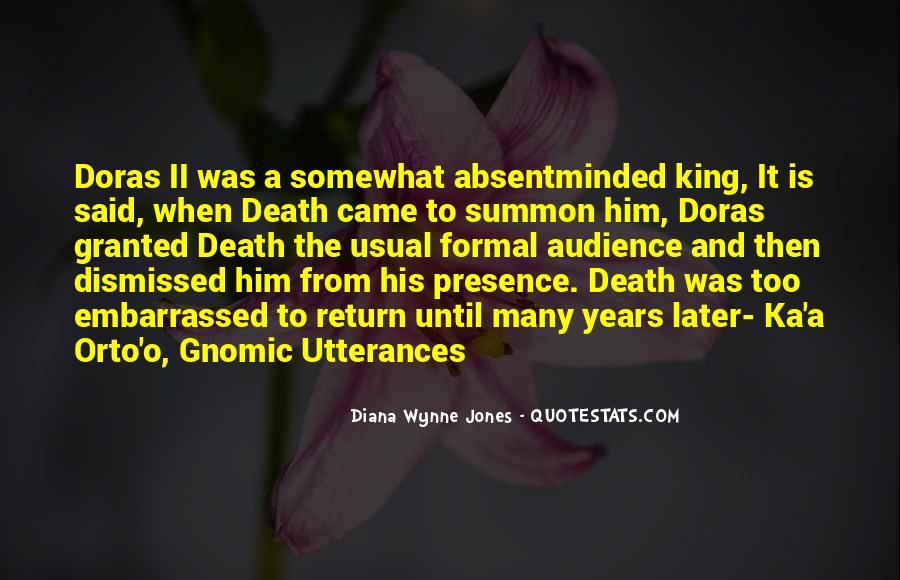 Death Death Quotes #1429