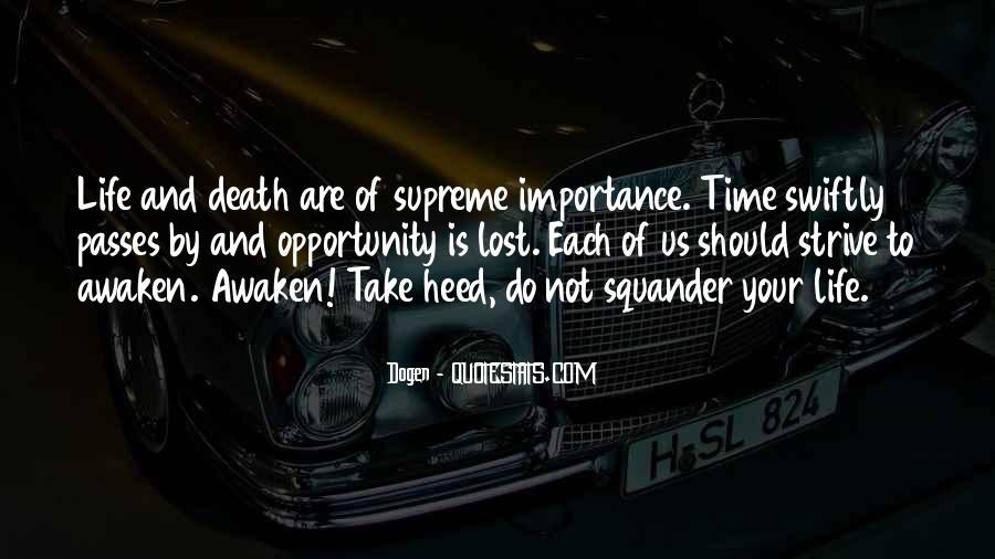 Death Death Quotes #1480