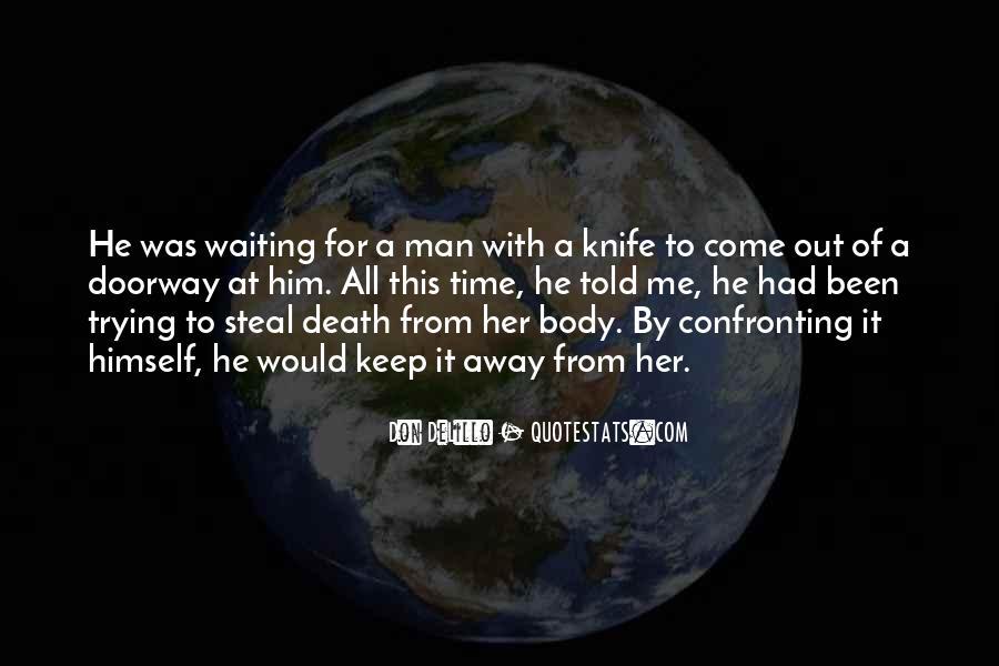 Death Death Quotes #1510