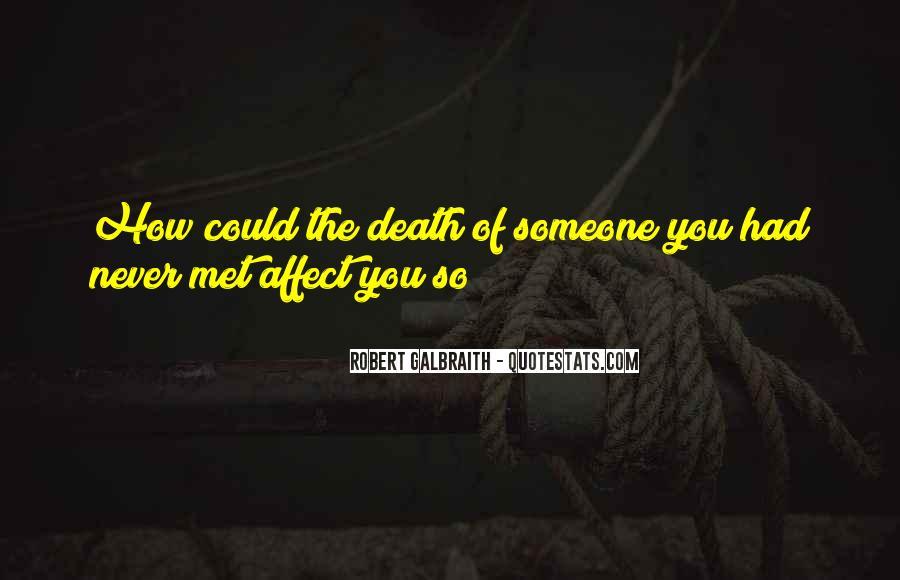 Death Death Quotes #2065