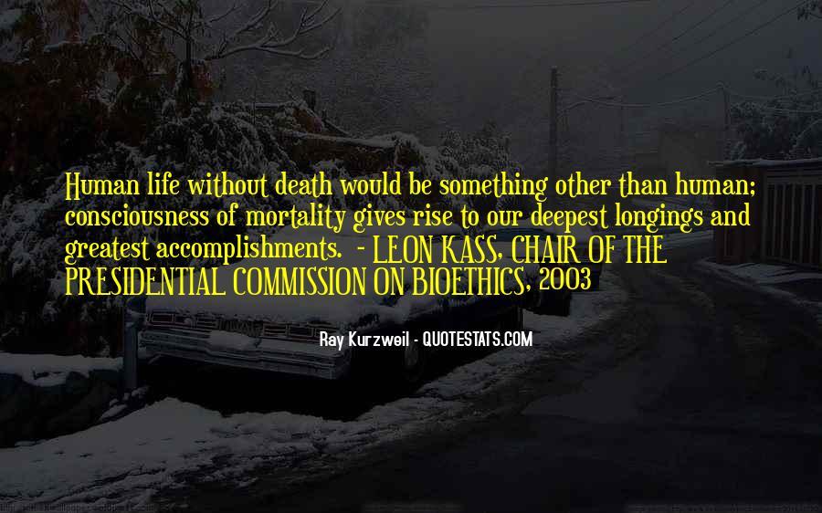 Death Death Quotes #2117