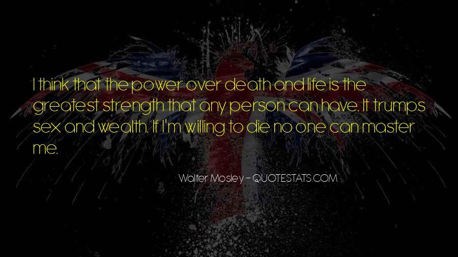 Death Death Quotes #225