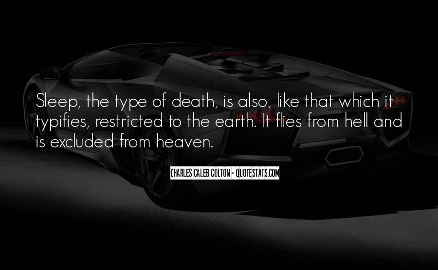 Death Death Quotes #2992