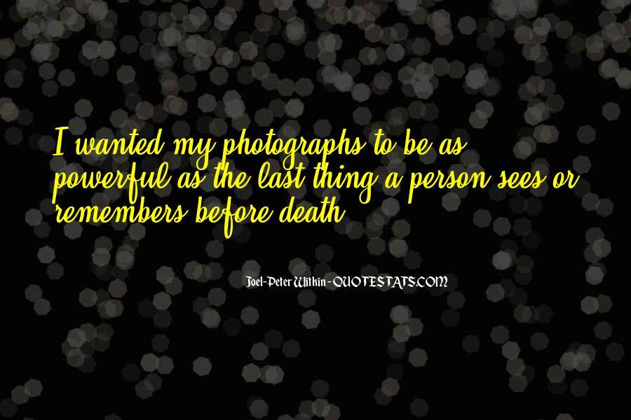 Death Death Quotes #3041