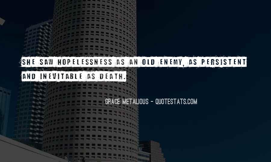 Death Death Quotes #3548