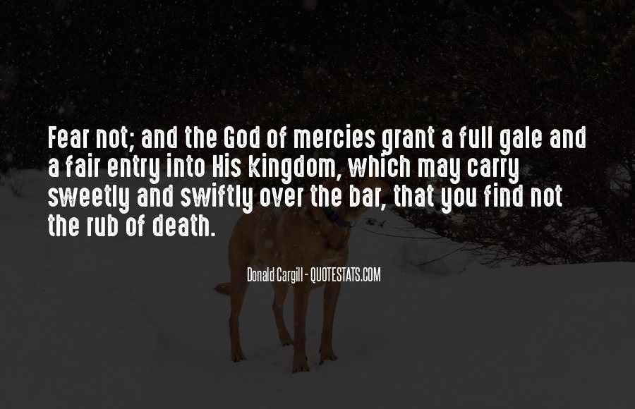 Death Death Quotes #3714