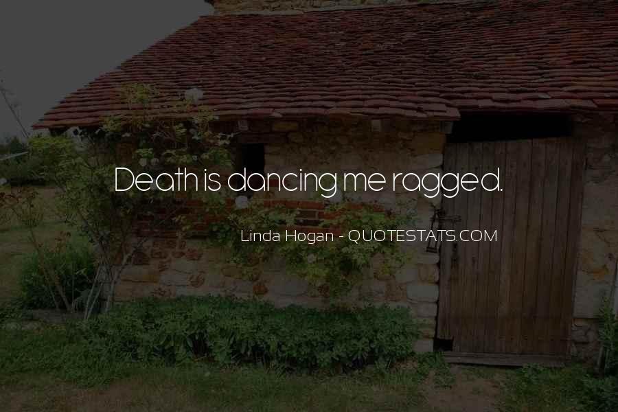 Death Death Quotes #3770