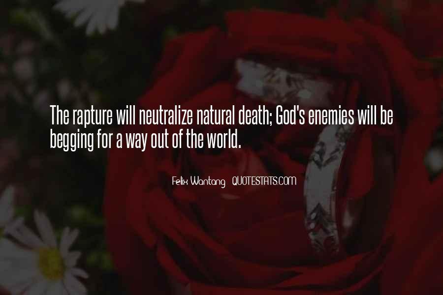 Death Death Quotes #3968