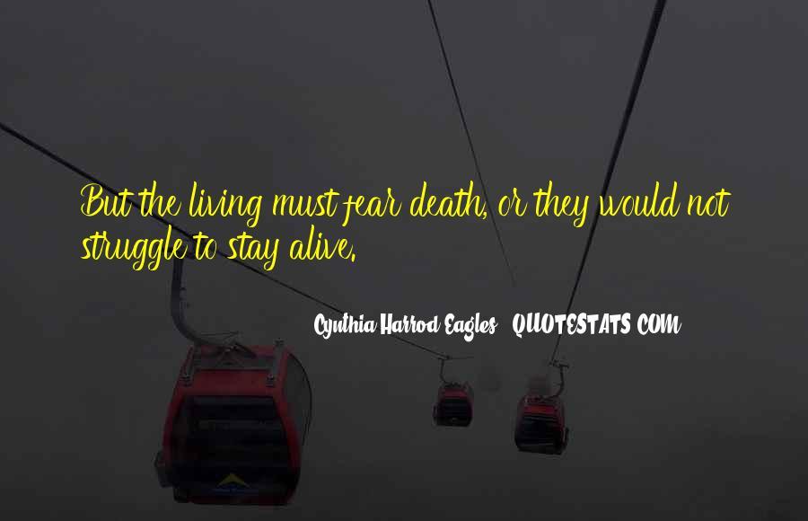 Death Death Quotes #4219