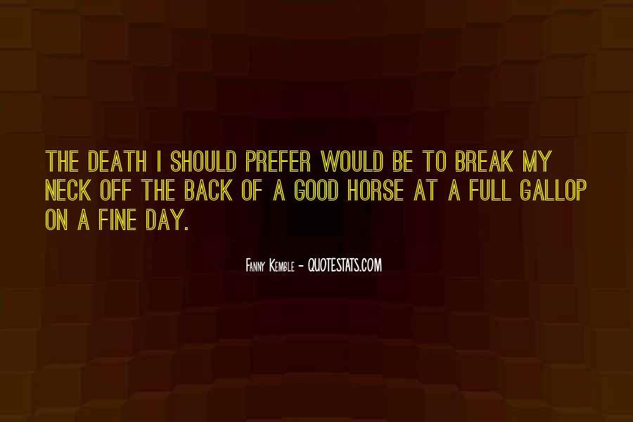 Death Death Quotes #4311