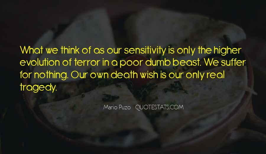Death Death Quotes #4343