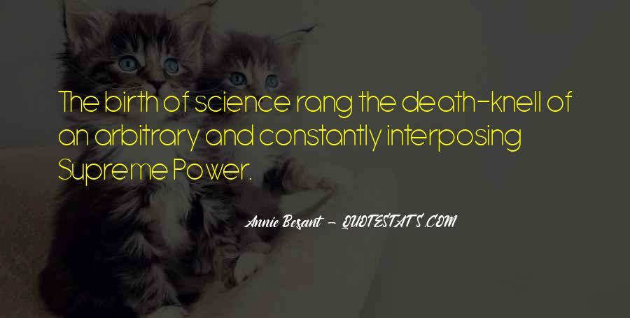 Death Death Quotes #4429