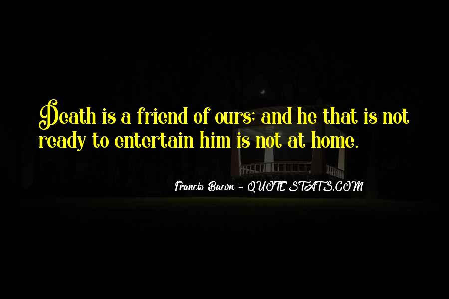 Death Death Quotes #4545