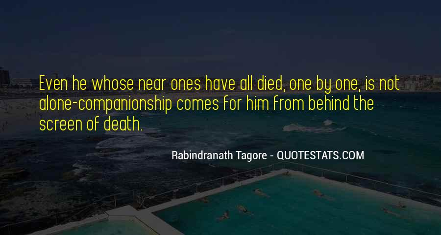 Death Is Near Quotes #109999