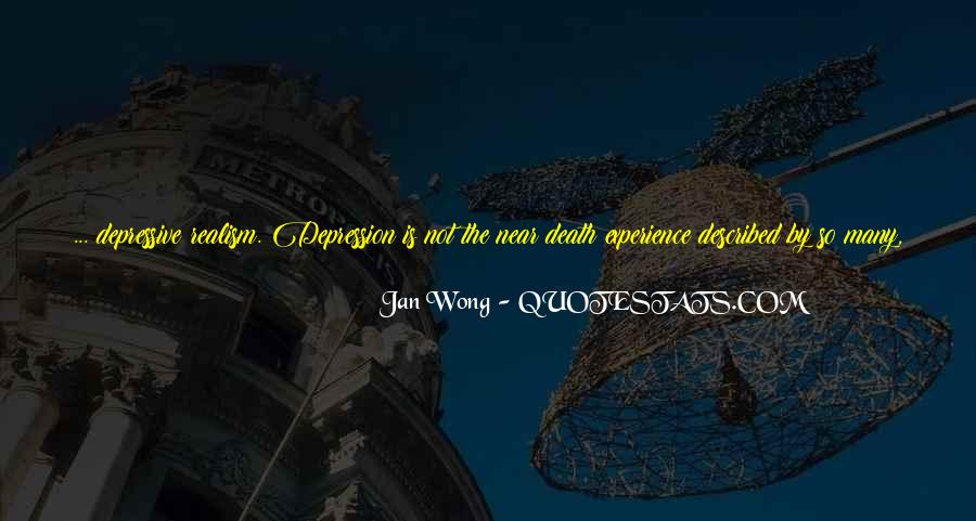 Death Is Near Quotes #1140165