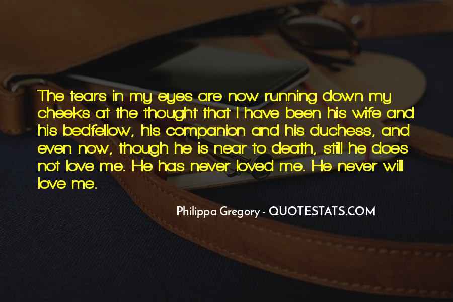 Death Is Near Quotes #383521