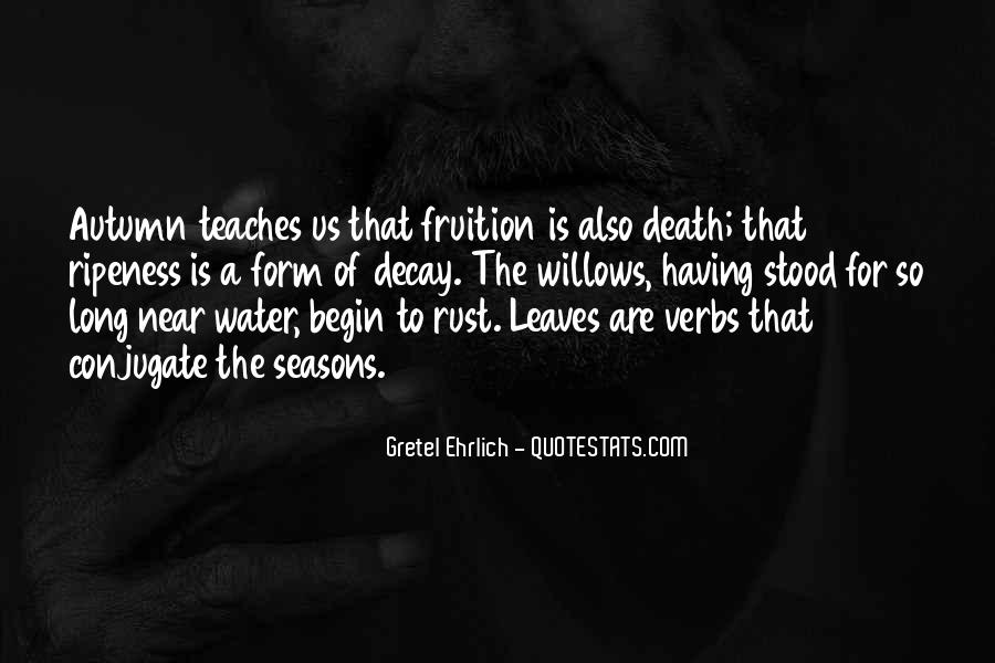 Death Is Near Quotes #991934