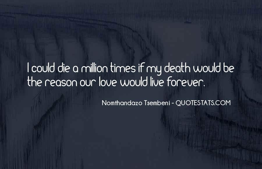 Death Is Unpredictable Quotes #1816406