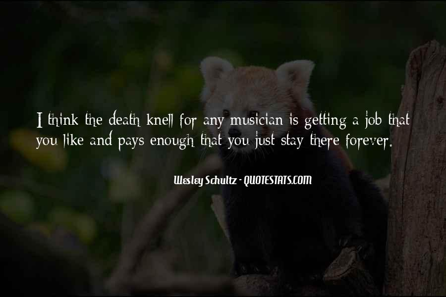 Death Knell Quotes #859856