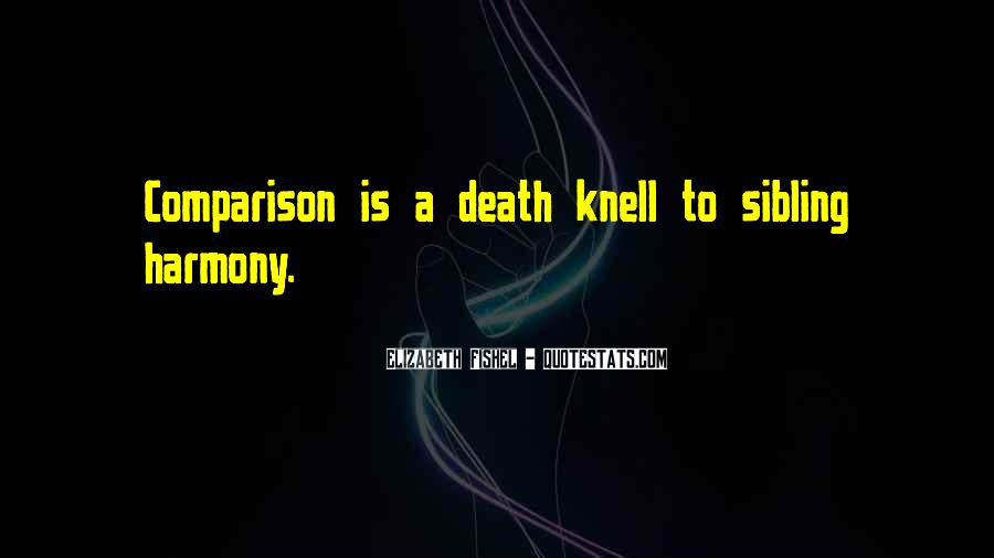 Death Knell Quotes #890015