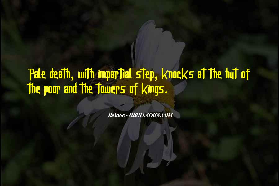 Death Knocks Quotes #1490993