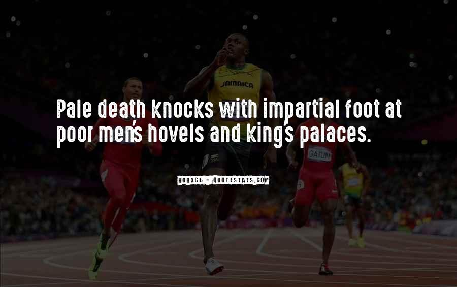 Death Knocks Quotes #993998