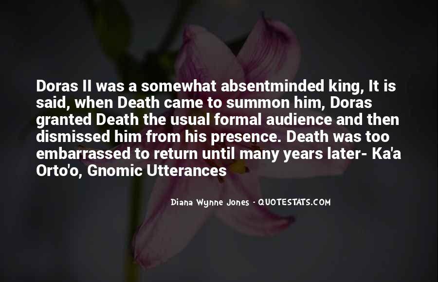 Death Like Quotes #1429